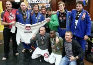 Cape Town Gracie Barra Team