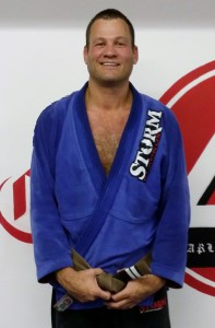Assistant Instructor Christian Cecchi Brown Belt