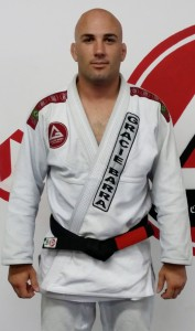 Head Instructor Jacques Portelli Black Belt